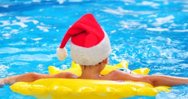 Boże Narodzenie w ciepłych krajach