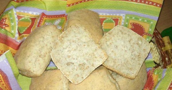 Bułki pszenno-żytnie z otrębami - Pyszne i zdrowe bułeczki pszenno żytnie z otrębami