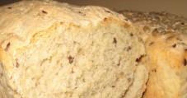 Chleb ziarnisty - Genialny do kanapek :)