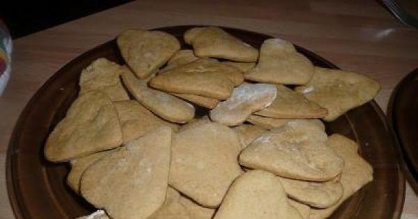 ciasteczka serduszka - Pyszne ciasteczka w kształcie serduszek, polecam...