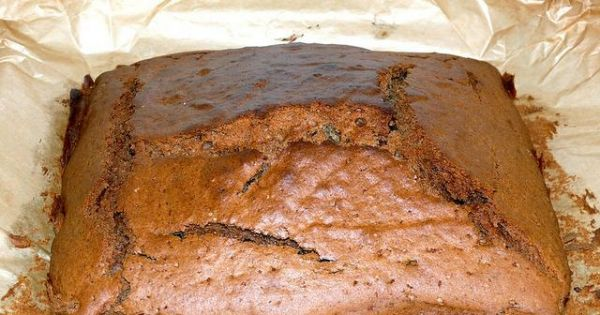 Ciasto błyskawica - Ciasto błyskawica - pyszny korzenny placek