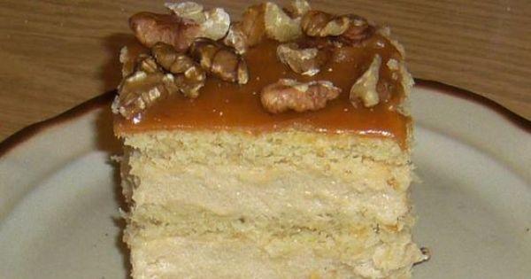 Ciasto krówka wspaniała -  Ciasto krówka wspaniała