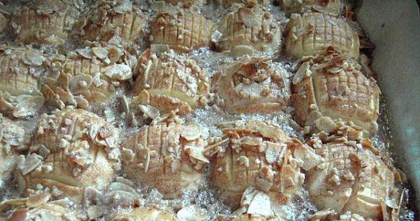 Ciasto kruche z połówkami Jabłek - Przepis mojej Cioci Marysi :)