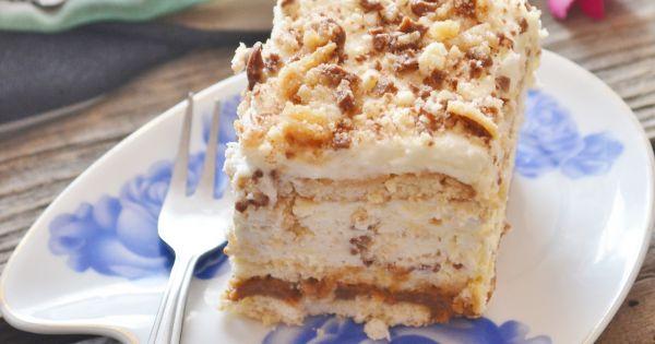 Ciasto Lion Bez Pieczenia Ciasta Gotujmy Pl