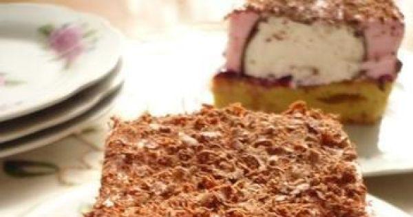 Ciasto z murzynkami - Ciasto z murzynkami