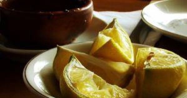 Cytryny marynowane - Cytryny marynowane