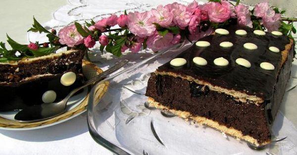 Czekoladowe ciasto gotowane - Czekoladowe ciasto gotowane