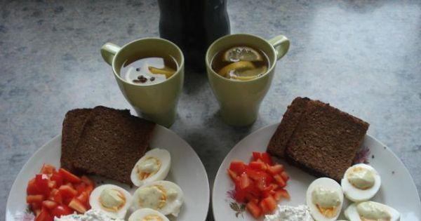 Dietetyczne śniadanie - Donlino
