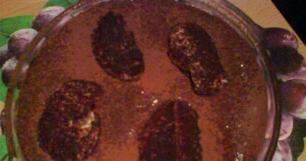 Dietetyczne tiramisu - Dietetyczne tiramisu