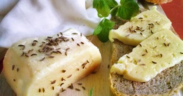 Domowy ser smażony -