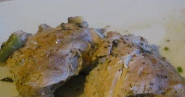 Duszone podudzia z kurczaka - Uduszone podudzia z kurczaka rozpływają się w ustach.