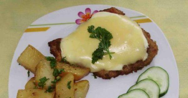 Filet z indyka z majonezem - Filet z indyka z majonezem