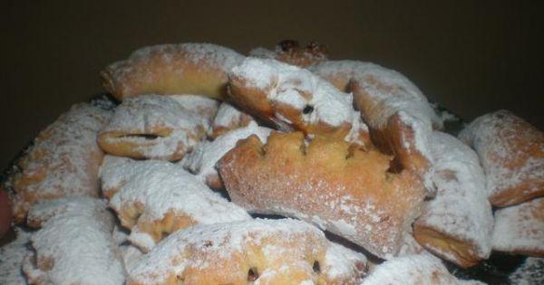 Grzebyczki z ciasta półfrancuskiego - moje piękne grzebyczki:)
