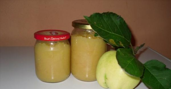 Jabłka prażone - Prażone jabłka nie wymagają poasteryzacji - dobrze się przechowują