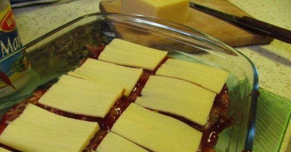 Karkówka w ketchupie i majonezie - Etap 1