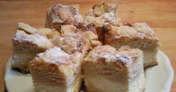 Kołocz Śląski - Kołocz śląski z serem i kruszonką albo posypką jak kto woli.