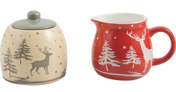 Cukiernica z mlecznikiem Reindeer