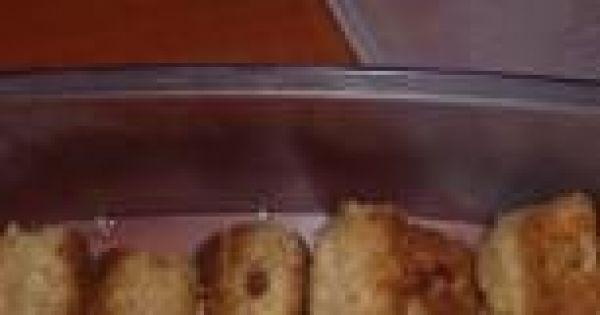 krokiety na waflach - Zdjęcie główne