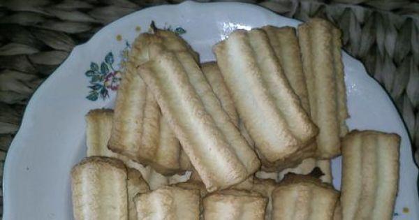Kruche ciastka maszynkowe - gotowe ciasteczka łatwe do schrupania pycha