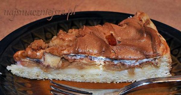 Kruche ciasto z jabłkami - Kruche ciasto z jabłkami