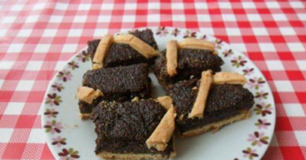 Kruche ciasto z makiem - Zawsze szybko znika z talerza... ;)