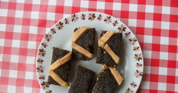 Kruche ciasto z makiem - Etap 1