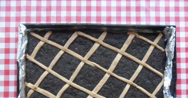 Kruche ciasto z makiem - Etap 3
