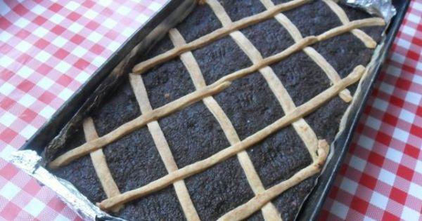 Kruche ciasto z makiem - Etap 4