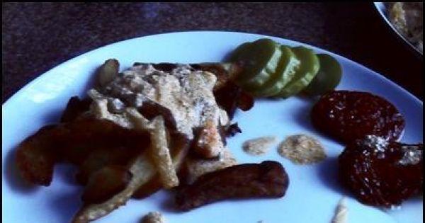 Łosoś w sosie śmietankowym - Smaczny łosoś w świetnym sosie idealny do ziemniaków