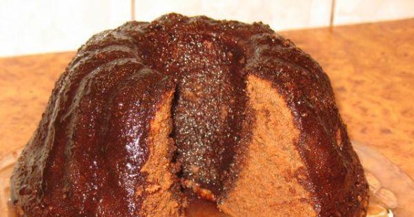 Murzynek piernikowy - Łatwe ciasto a jakie dobre!