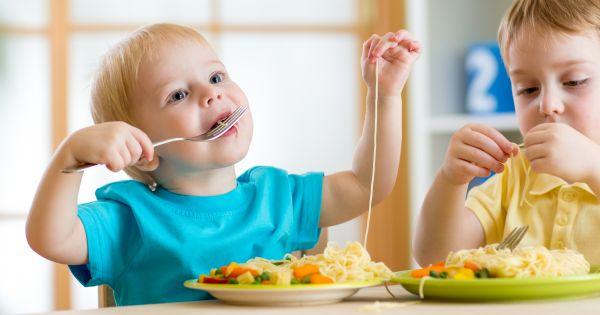Obiad dla dzieci