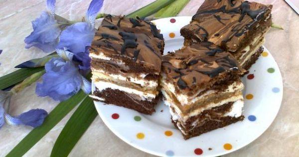 Oczy carycy - Bardzo smaczne ciasto, idealne jako dodatek do kawy.