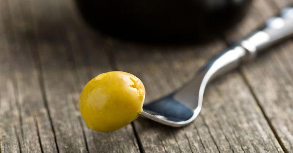 Marynowane oliwki