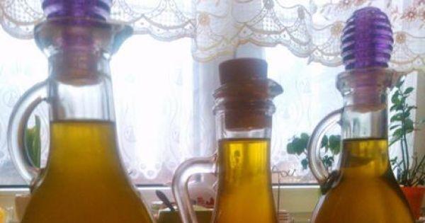 Oliwy smakowe - Pomysł na pyszne oliwy smakowe idealne do smażenia czy dodatek do sałatek