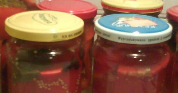 Papryka konserwowa z ogórkami - Papryka konserwowa z ogórkami