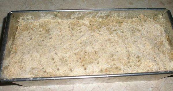 Pasztet drobiowo-wieprzowy - Uformowany farsz pasztetowy tuż przed pieczeniem
