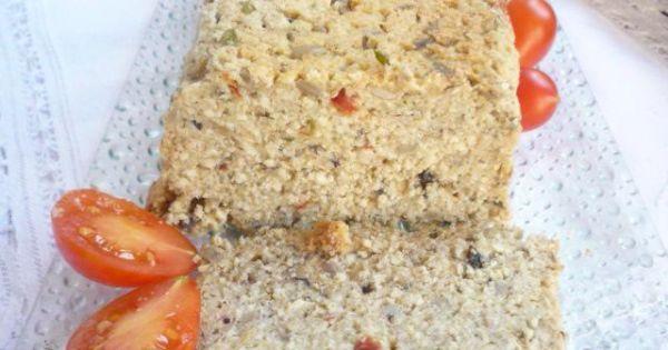 Pasztet sojowy z okary - Pasztet jest lekki i dietetyczny, przy tym zdrowy a tani