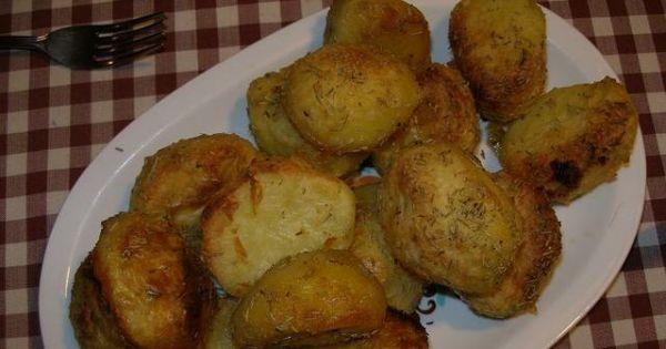 Pieczone ziemniaki - Pieczone ziemniaki