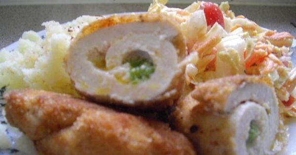 Piersi z kurczaka z parmezanem - Piersi z kurczaka z parmezanem