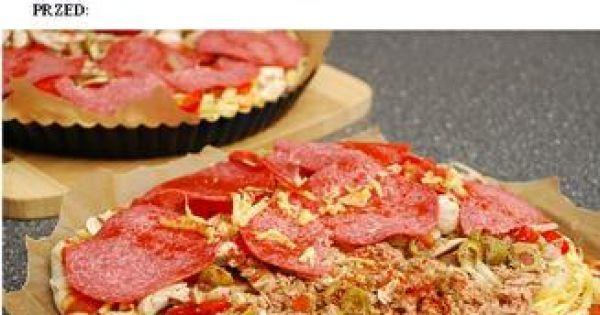 Pizza Domowa na Grubym Cieście - Pizza Domowa na Grubym Cieście