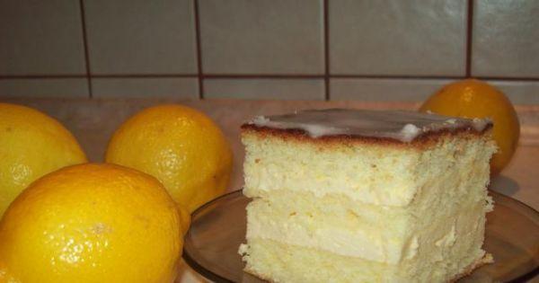 Placek cytrynowy - Placek cytrynowy