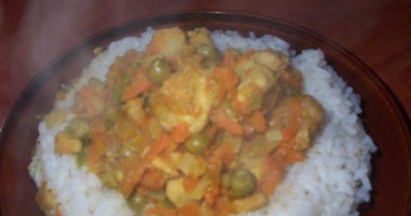 Potrawka z ryżu - Gotowa potrawka z ryzu