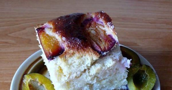 Prawdziwe drożdżowe ciasto - Prawdziwe drożdżowe ciasto - puszyste i wilgotne.