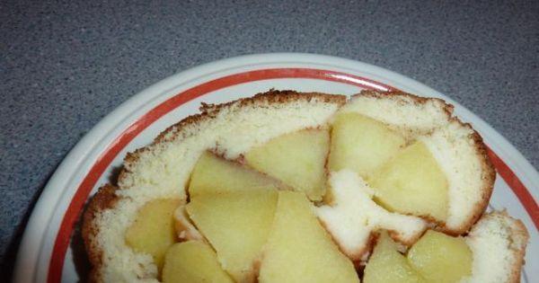 Rolada jablkowa