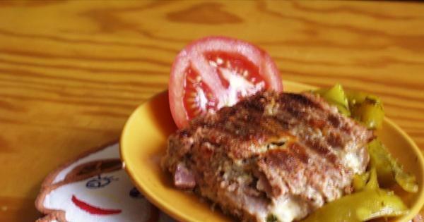Roladki z mielonego mięsa - Roladki z mielonego mięsa