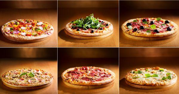 Komponowanie pizzy