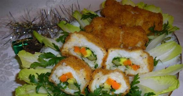 Ryba wigilijna wspaniała - Ryba wigilijna wspaniała