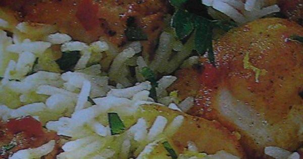 Ryba z ryżem - Ryba z ryżem