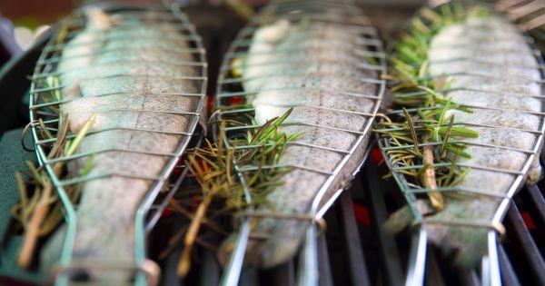Ryby pieczone w całości