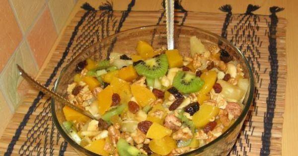 Sałatka owocowa - sałatka owocowa Marioli